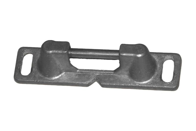 68-69 B-Body Glovebox Door Spring Loaded Catch Bar