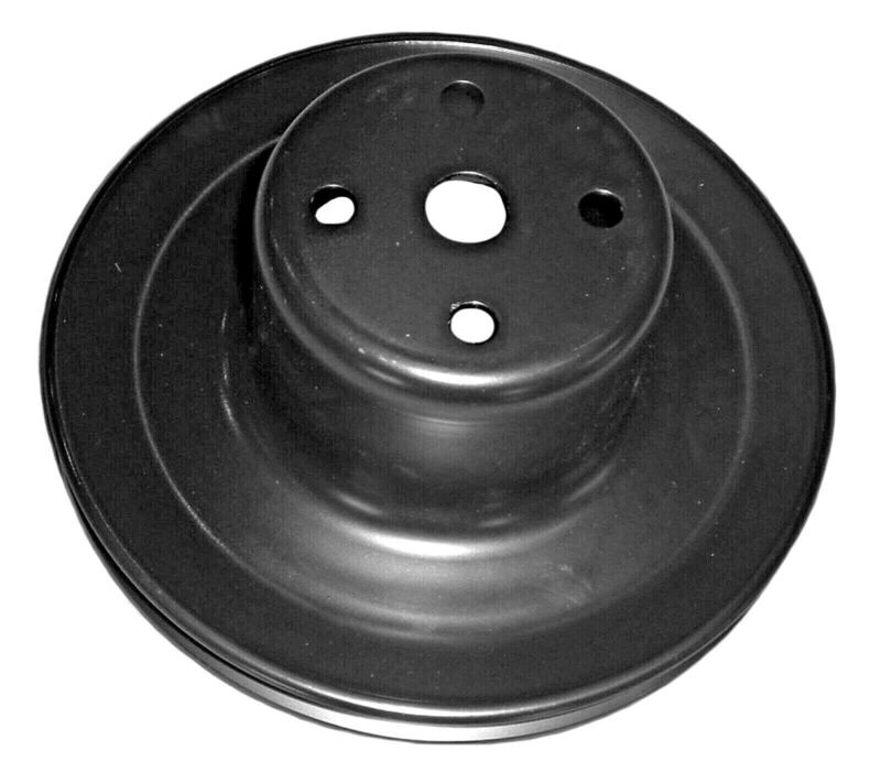 Big Block Upper Pulley For Use Without Air Conditioning