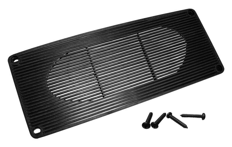 E-Body Center Dash Speaker Grill w/screws