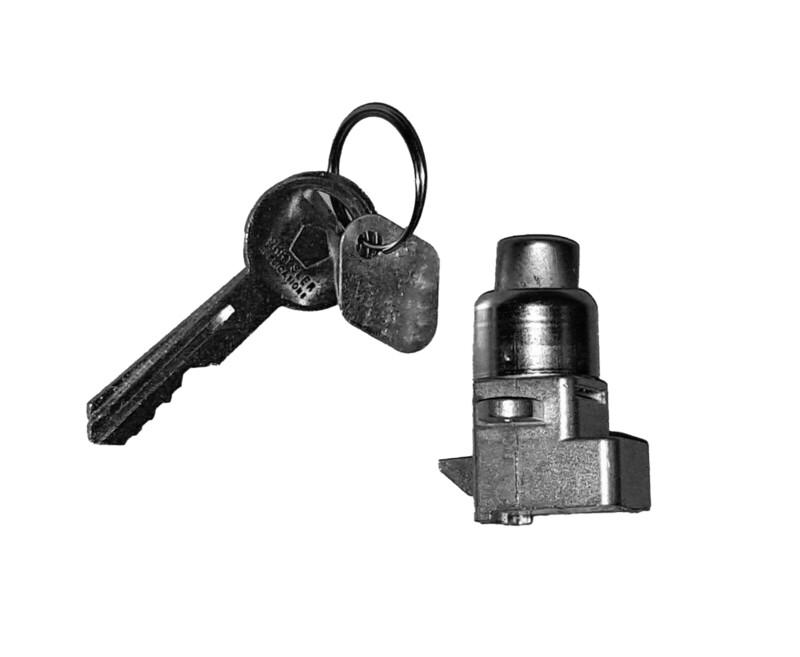 Console + Glovebox Door Lock