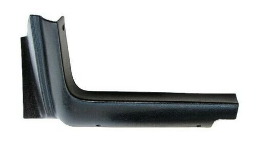 1970 Challenger Only Left Hand Lower Dash Trim
