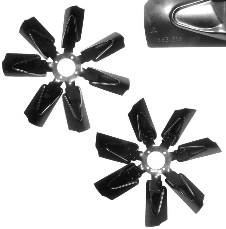 """#2863216  18-1/2"""" 68-73 Fan Blade For Use With Clutch"""