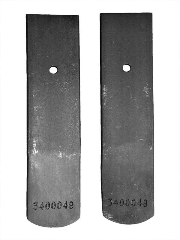 #3400048 1970-1/2 T/A + AAR Lower Leaf Springs