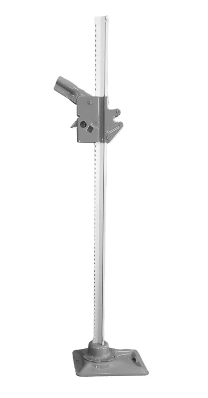62-71 T-Type Jack And Base, Gray