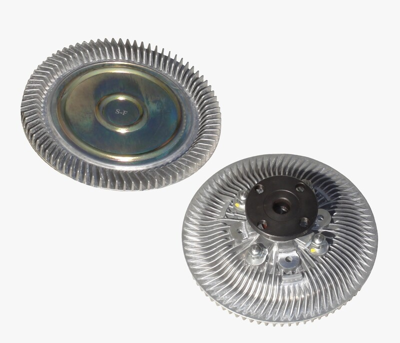 #2806070 Fan Clutch Drive Unit, Standard