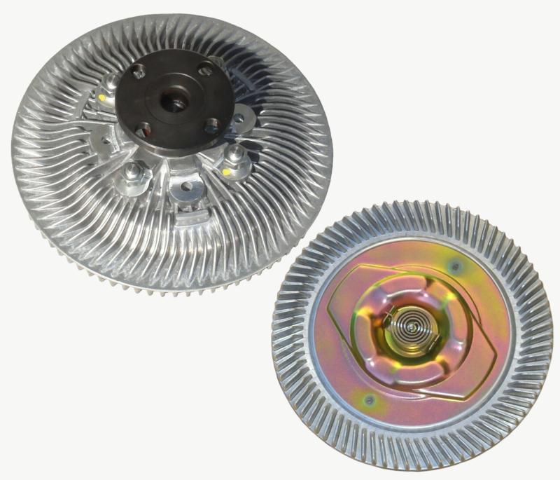 66-72 B-Body, E-Body + C-Body A/C Fan Clutch, Replaces: #2658456, #2863260, #3462107