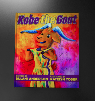 KOBE THE GOAT - LIMITED EDITION HARD COVER