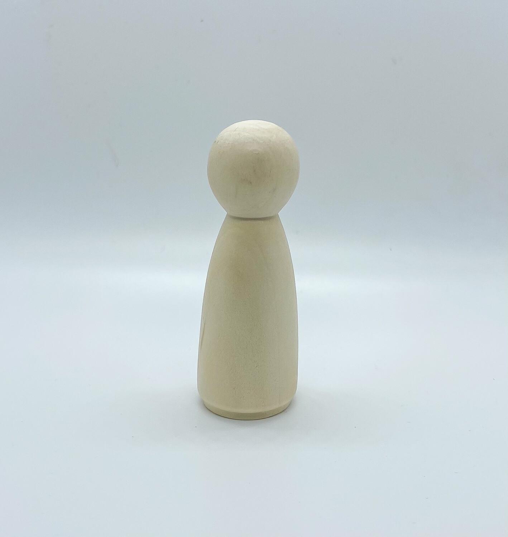 Vrouw (3,5cm - 6,5cm)