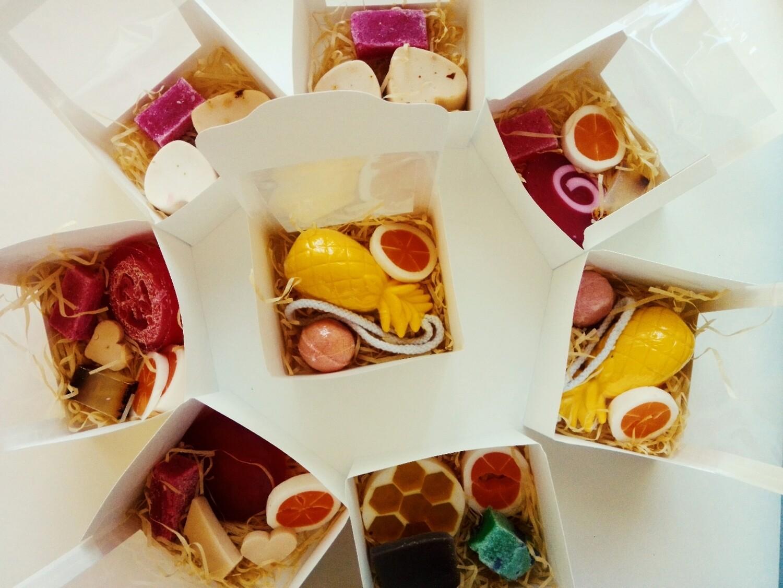Mini soap gift pack