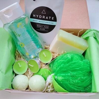 Green gift pack