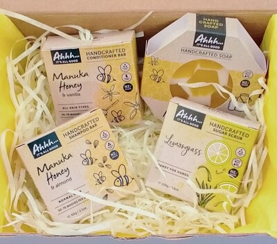 Mellow Yellow Gift Pack