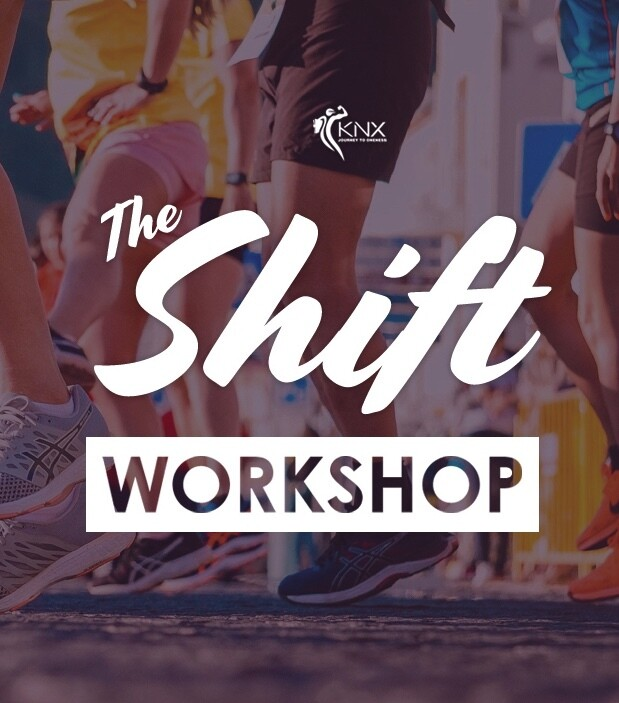 The Shift Virtual 10 Week Workshop - 1st Payment  (Payment Broken Into 2 Installments)