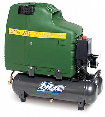 Поршневой компрессор FIAC ECU 201 HP 1,5