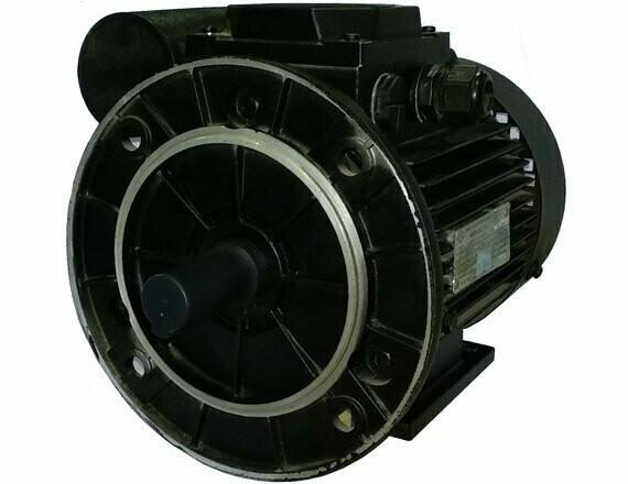 АИРЕ80С2 (с фланцем) 220В