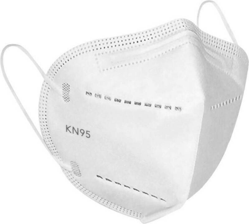 Sattva KN95 FFP2 6 Layer Reusable Anti - Pollution , Anti - Virus Breathable Face Mask N95 Washable,Water Resistant, Reusable, Washable  (White, Free Size, Pack of 20)