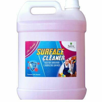 Sattva Surface Disinfectant Cleaner 5000ml