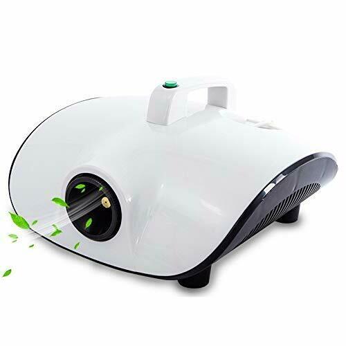 Sattva Fog Sanitizer machine for Home, Office, Car, Purify Shops, Hotel; Fogger Machine for Disinfection; Sanitizer Sprayer (White,)