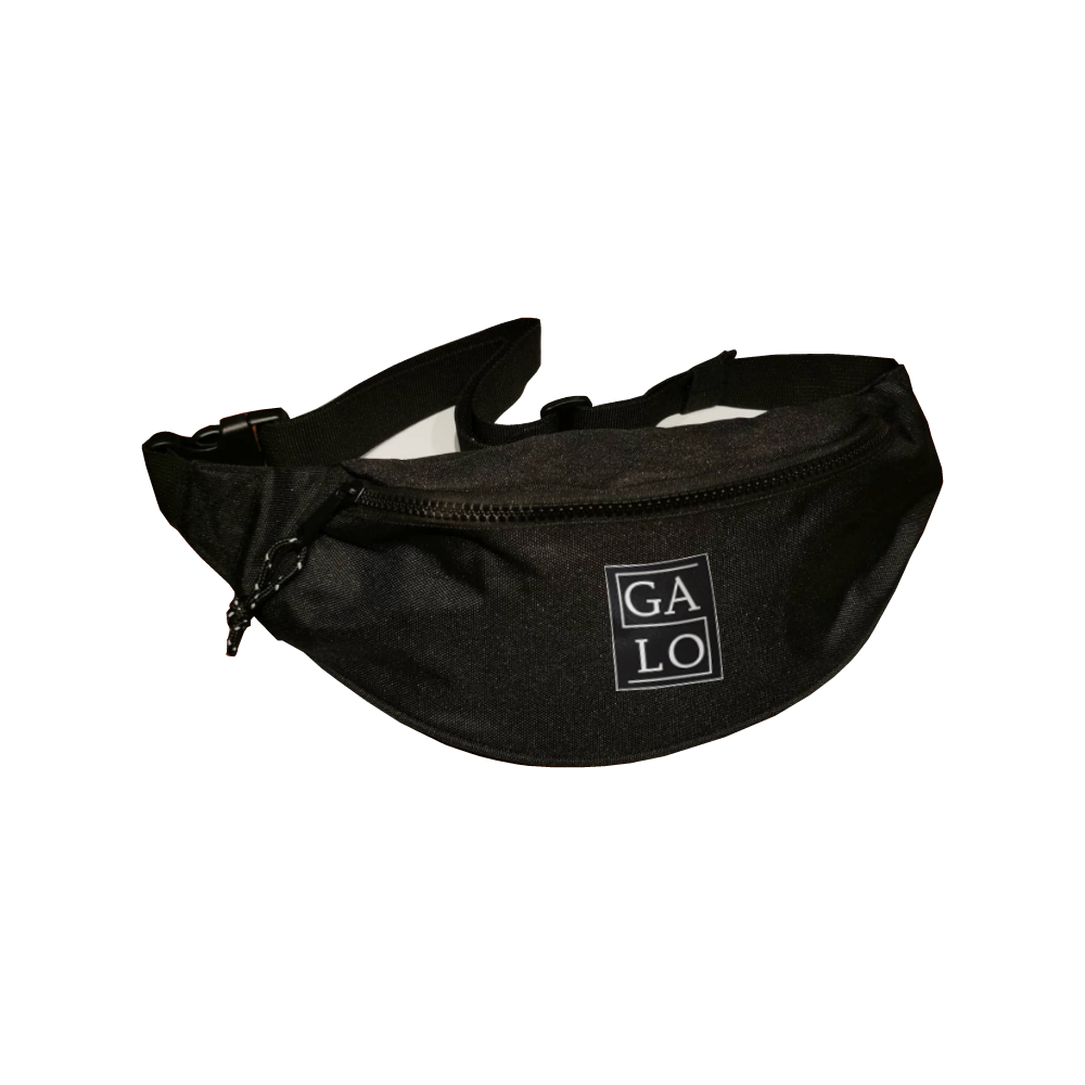 GALOS Fanny Pack - Black​​​