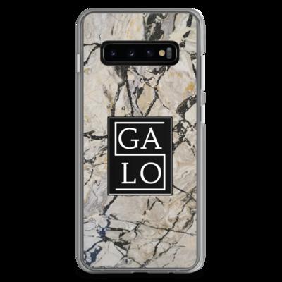 Marble Case Beige - Samsung Galaxy