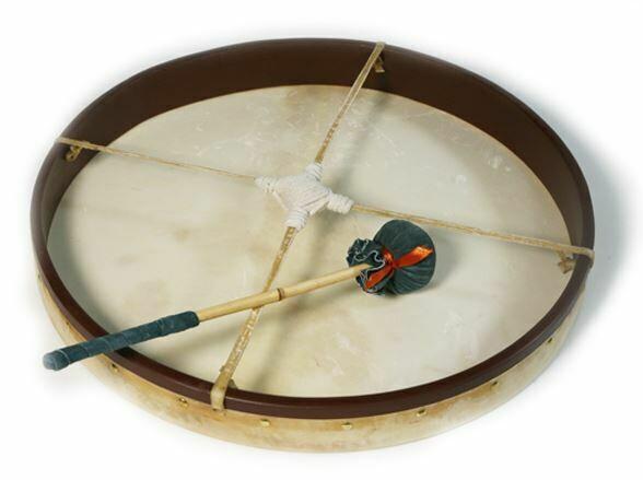 Sjamaan drum - geitenvel - Ø 56cm