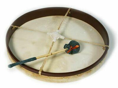Sjamaan drum - geitenvel - Ø 41cm