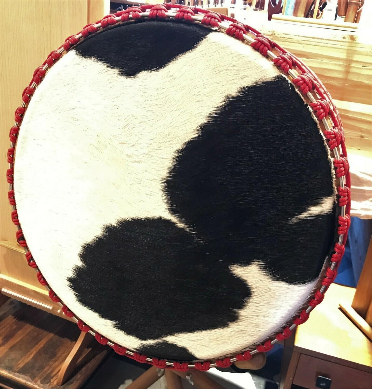 Dubbelzijdige Shaman drum - koeienvel - Ø 58cm