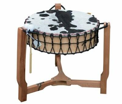 Powwow drum - koeienvel - Ø 53cm