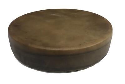 Sjamaan drum - koeienvel - Ø 32cm - opspanbaar