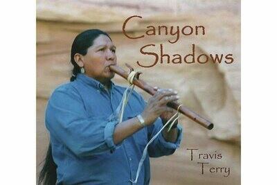 CD Canyon Shadows - Travis Terry