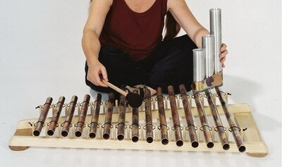 Tube Chimes - C diatonic - two octaves