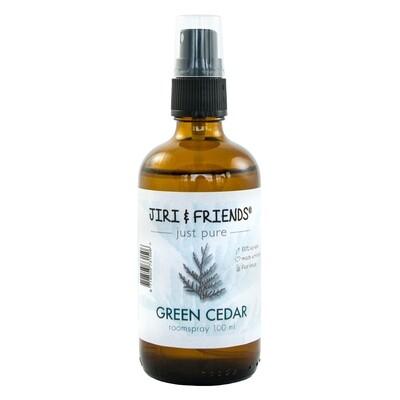 Green Cedar Aromatherapy spray