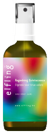 Elfling Aura-Spray - Regenboog Quintessence - 100ml