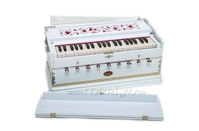 Harmonium - Tirupati Standard OM - white