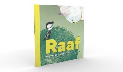 RAAF - boek + CD van Marijke Goossens