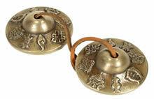 Tingsha's brons groot ± 75mm