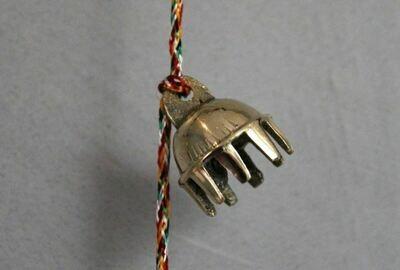 Belkoordje clawbell groot - 22mm