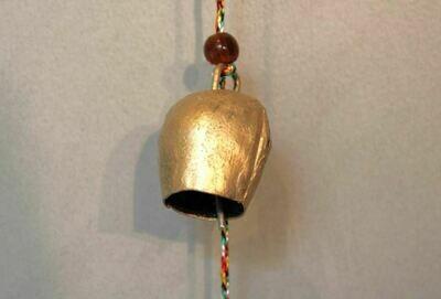 Belkoordje Iron bells - 35mm