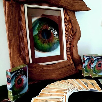 'I See You' Oracle Cards by Mira Mira