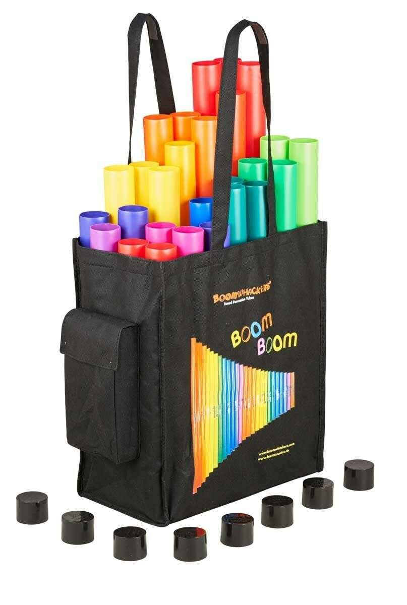 Boomwhackers, Concert set 28 pcs