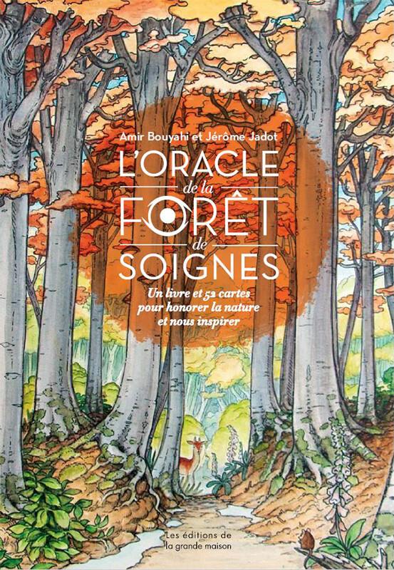 L'Oracle de la Forêt de Soignes - Amir Bouyahi & Jérôme Jadot