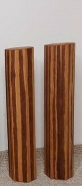 Regenzuil bamboe 50cm - 4 minuten