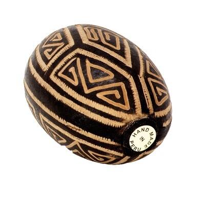 Shaman Egg Shaker - Huingo - 8cm
