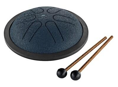 Mini Steel Tongue Drum - Navy Blue - A Major