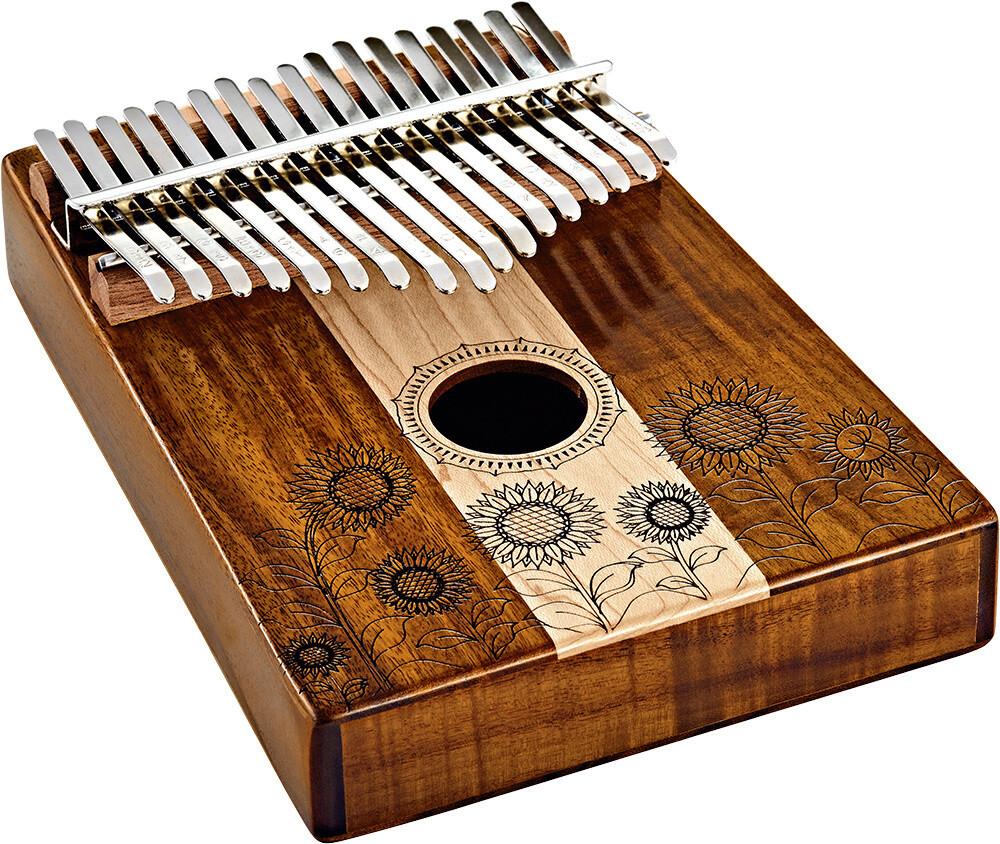 Kalimba 17 keys - C Major