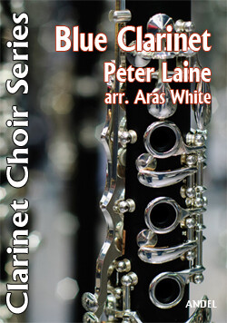 Blue Clarinet - Peter Laine - arr. Aras White