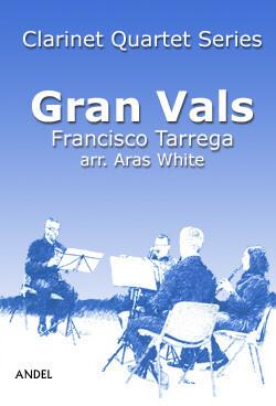 Gran Vals - Fransisco Tarrega - arr. Aras White