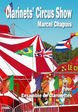 Clarinets' Circus Show - Marcel Chapuis