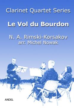 Le Vol du Bourdon - Rimski-Korsakov - arr. Michel Nowak