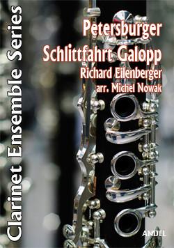Petersburger Schlittfahrt Galopp - Richard Eilenberger - arr. M. Nowak