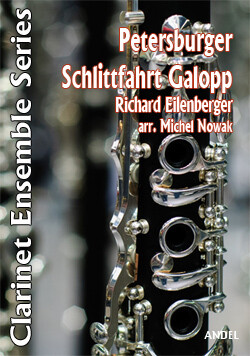 Petersburger Schlittfahrt Galopp - Richard Eilenberger - arr. M. Nowak
